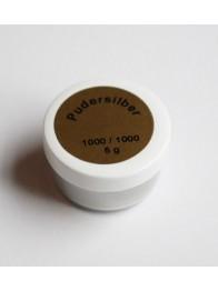 srebro puder - jasne 1000/1000