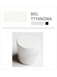 Pigment suchy - biel tytanowa