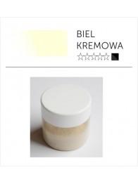 Pigment suchy - biel kremowa