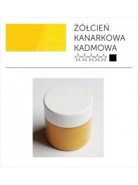 Pigment suchy - żółcień kadmowa kanarkowa imitacja
