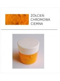 Pigment suchy - żółcień chromowa ciemna