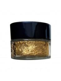 złoto płatki 23 karat 0,2 g