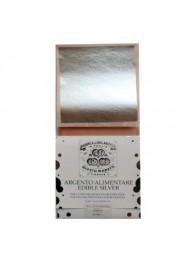 srebro 25 płatków 86 x 86 mm